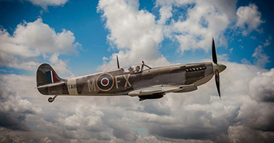 spitfire photography